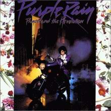 Cover of Prince and the Revolution - Purple Rain