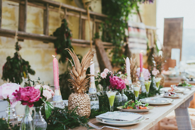 boda tropical wedding surf campestre ideas