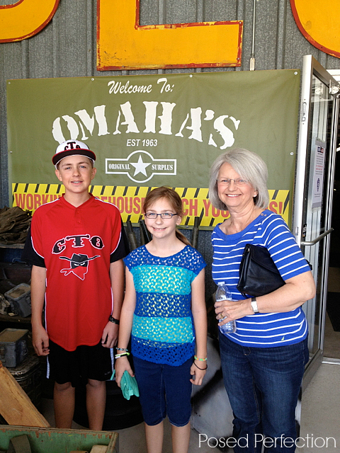 A Trip to Omaha's