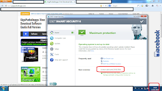 Username and Password Eset Smart Security 6 Terbaru Aktif Sampai 2014 Bulan Oktober 2013