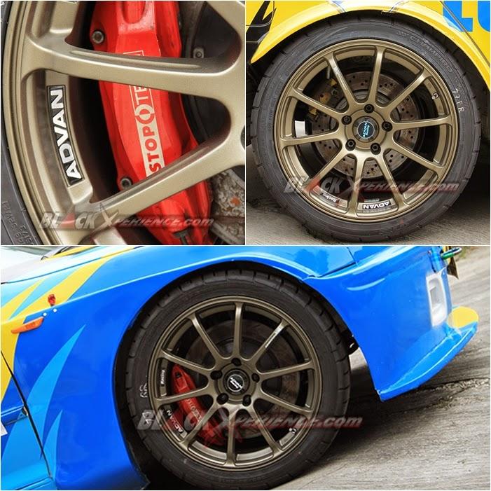 ban racing modifikasi bmw e46