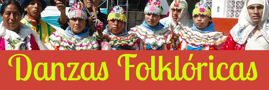 Danzas Folklóricas