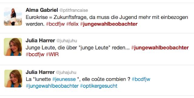 "Julia Harrer La ""lunette #jeunesse "", elle coûte combien ? #bcdfjw #jungewahlbeobachter #optikergesucht"