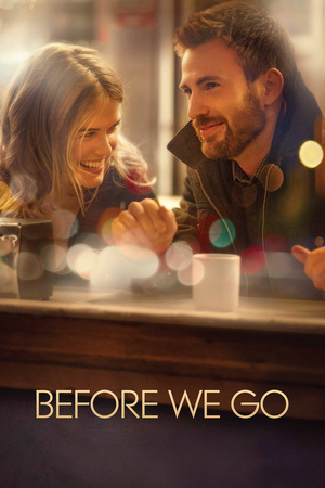 Poster Before We Go 2014