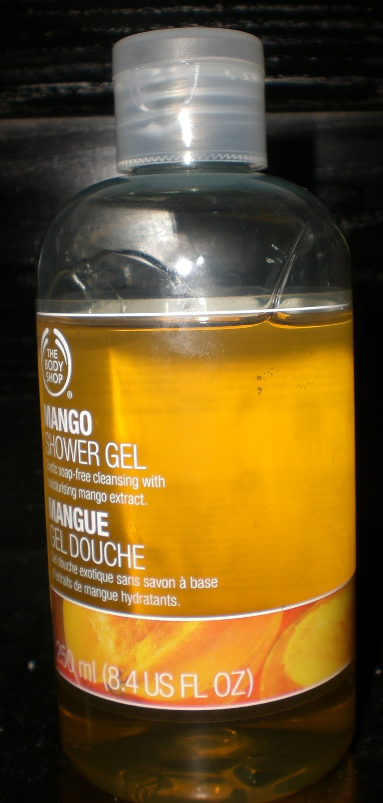 Cotton candy fro the body shop mango shower gel - The body shop mango shower gel ...