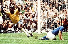Brasil 4x1 Itália - 1970