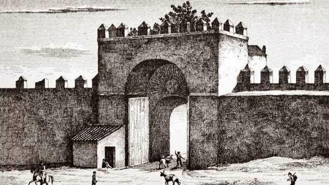 Las trece puertas de la muralla de sevilla for Las puertas del sol