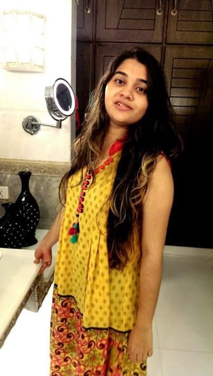 Desi Cute Girl Taking Seflies In Bathroom