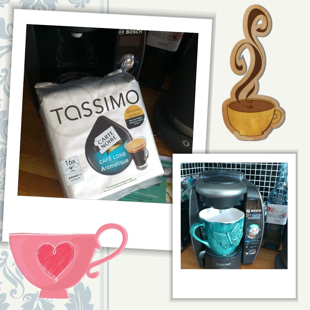 tassimo, carte noire, kaffe