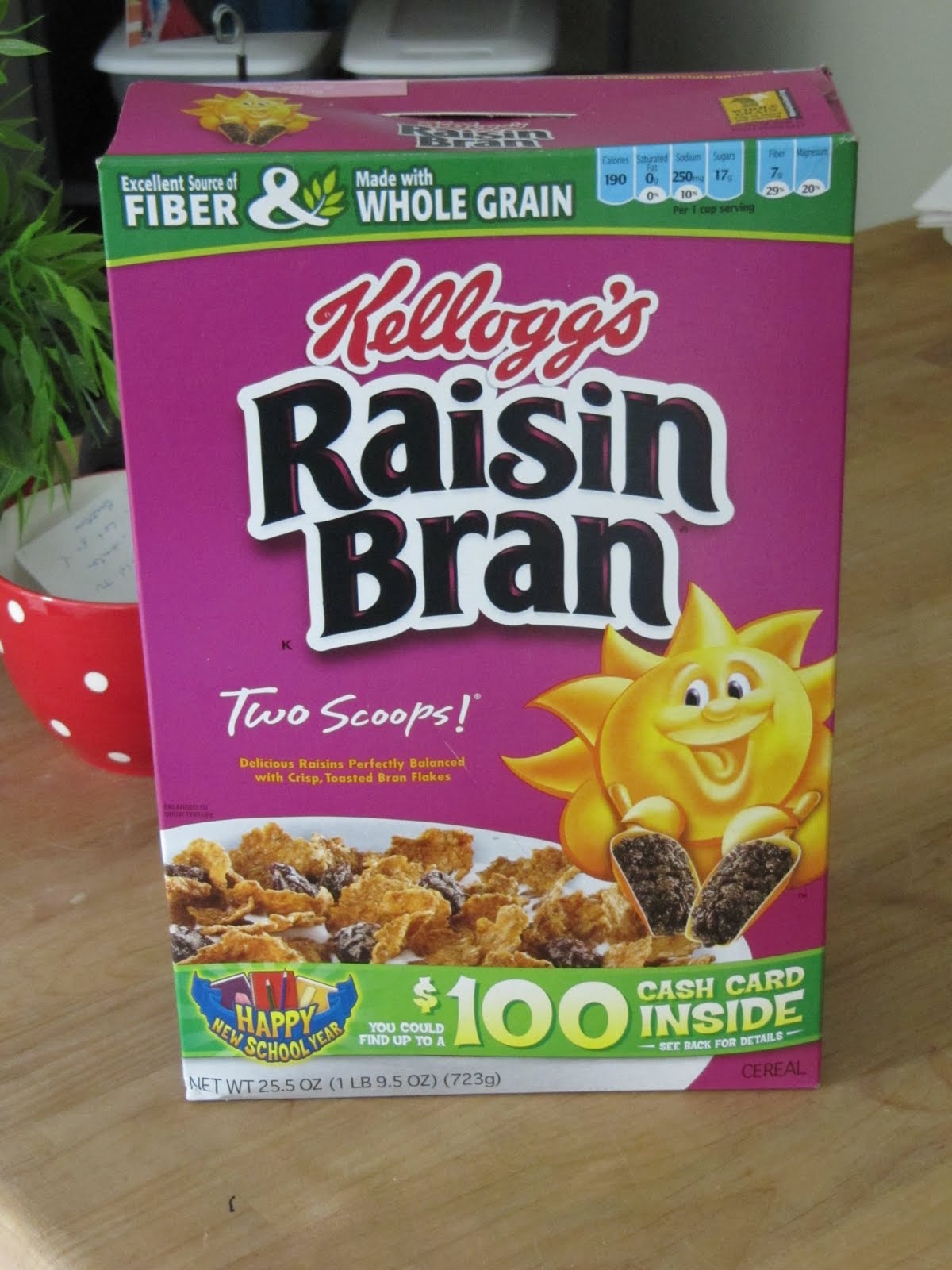Sew Many Ways...: The Nester Club...Raisin Bran Muffin Recipe