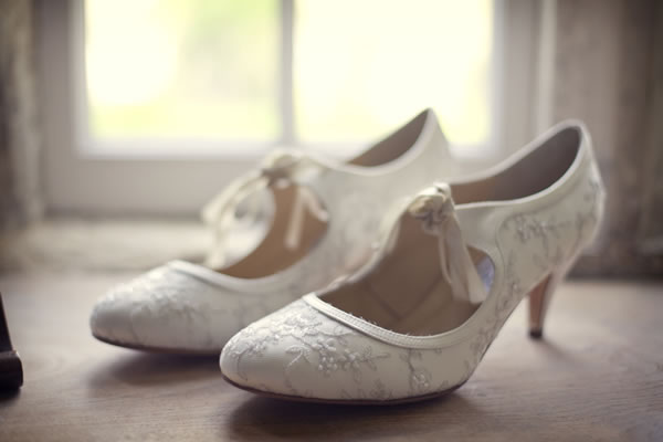 Country Wedding Shoes