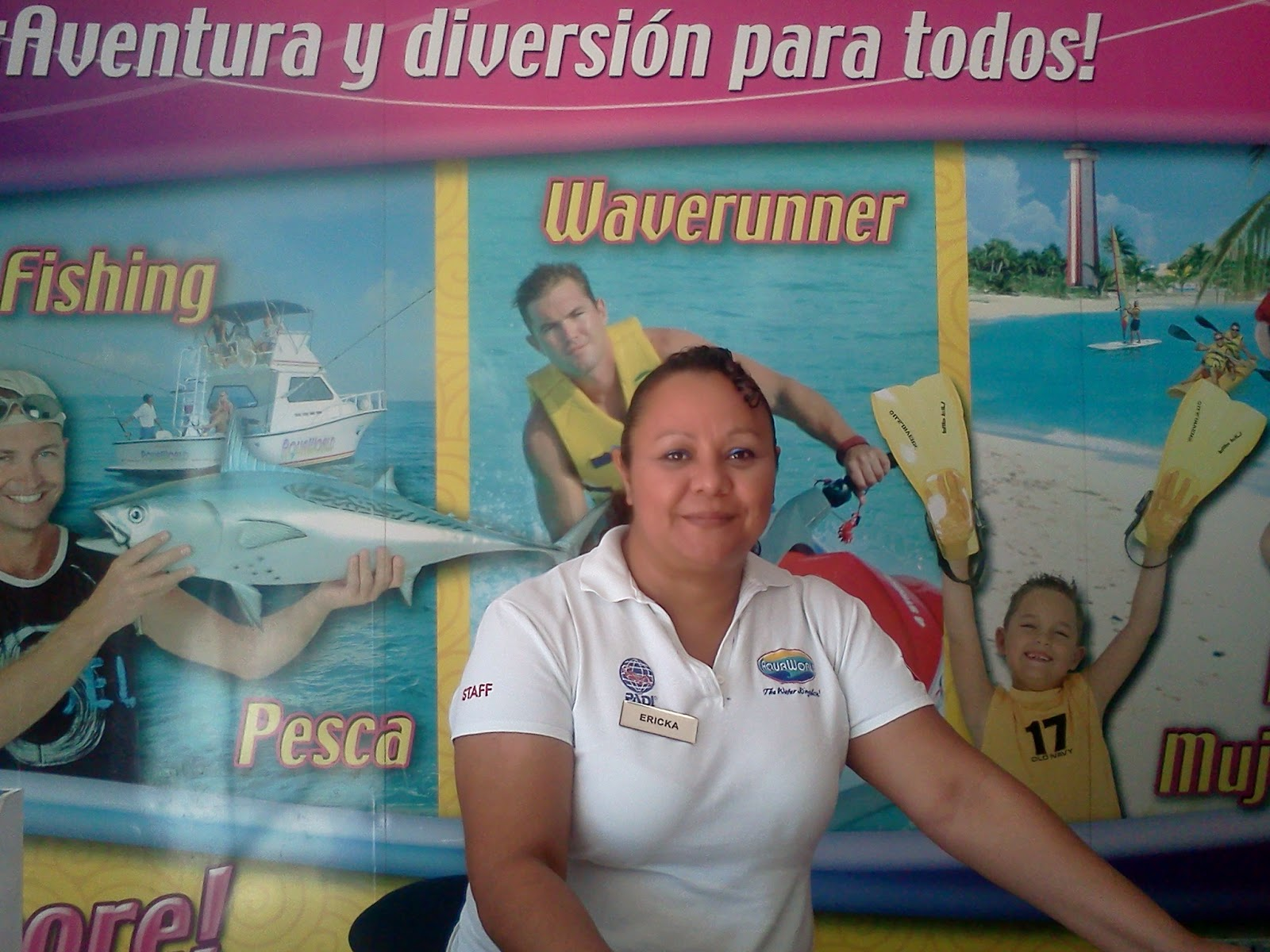 AquaWorld Guest Services