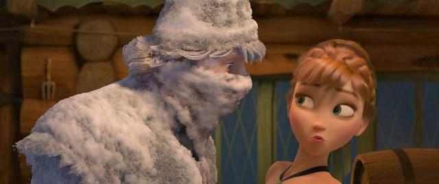 """Imágenes de la película """"Frozen """"El reino del hielo"""""""