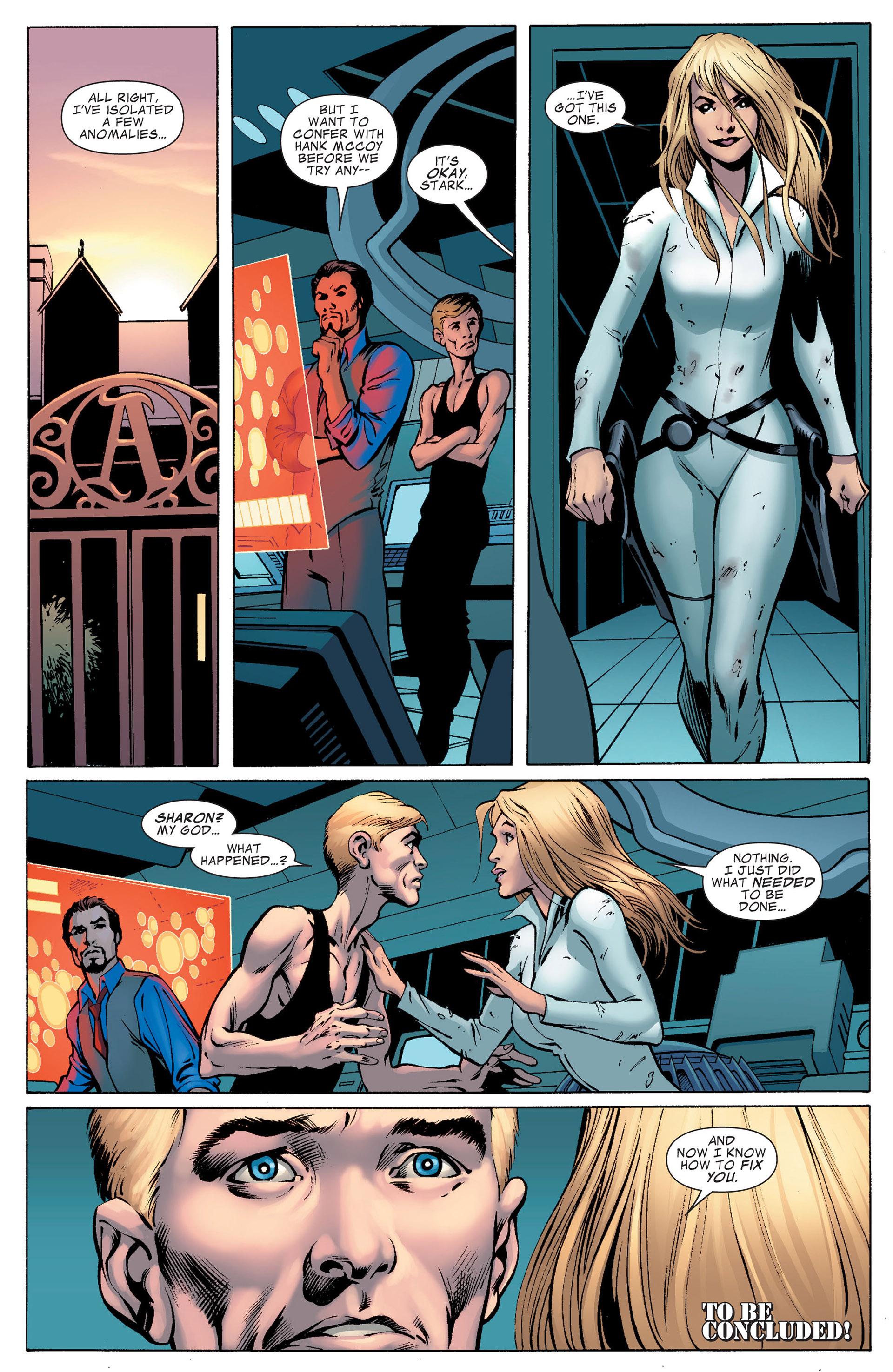 Captain America (2011) Issue #9 #9 - English 22