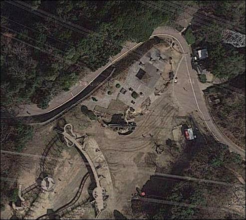 Armands Rancho Del Cielo Godzilla Via Satellite - Japan map via satellite