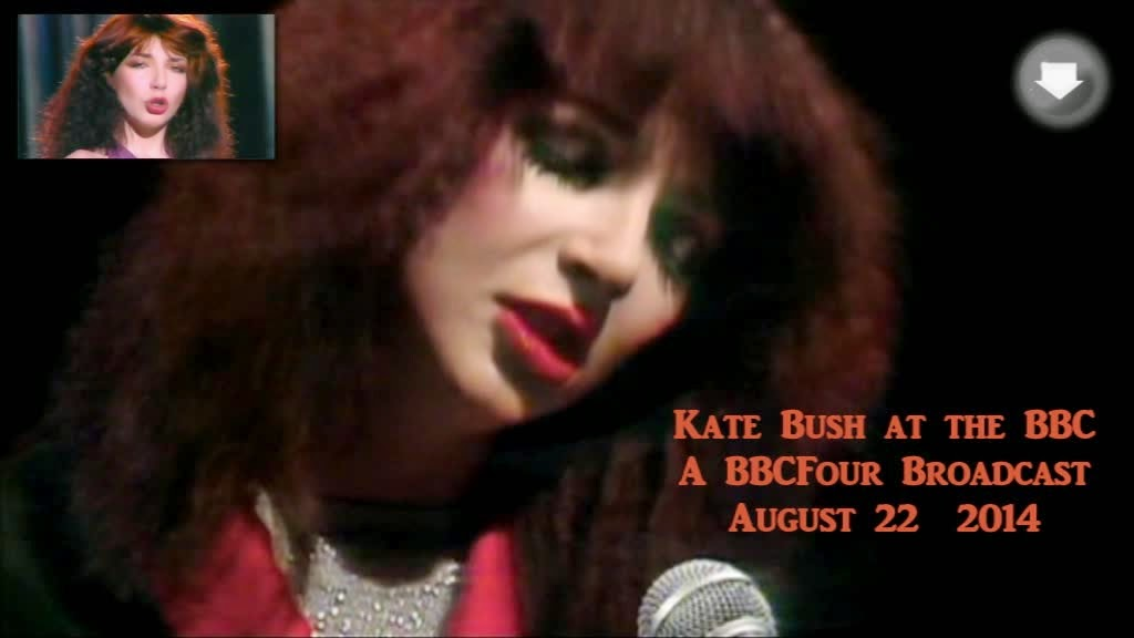T.U.B.E.: Kate Bush at the BBC (DVDfull pro-shot)
