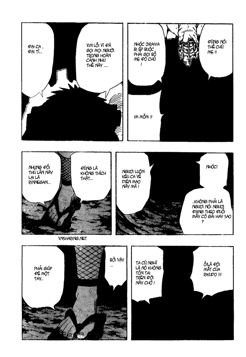 Naruto chap 375 Trang 15 - Mangak.info