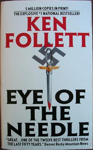 Eye of the Needle by Ken Follett ePub Archives - EBooksCart