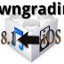 عمل داونجريد من ios 8.1.1 الى ios 8.1