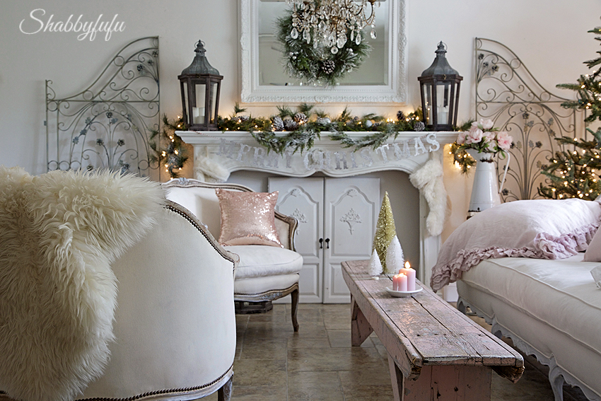french country cottage decorating ideas - French Country Christmas Decor