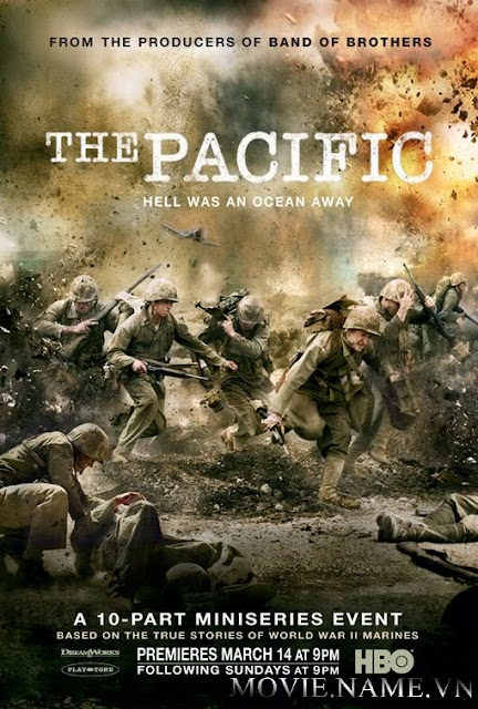The Pacific Band Of Brothers 720p HDTV (Trọn Bộ) Link Mediafire