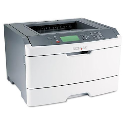 Lexmark E460DW Driver Download