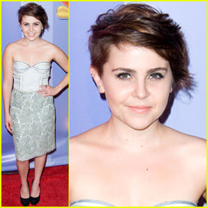 Let's Talk About Mae Whitman