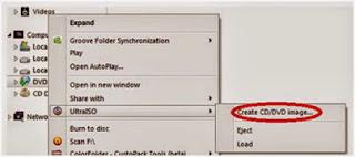 cara membuat cd game untuk emulator ps2