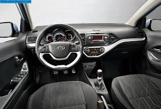 Kia picanto car 2013 interior - صور سيارة كيا بيكانتو 2013 من الداخل
