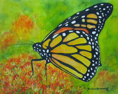 https://www.etsy.com/listing/166839979/monarch-butterfly-painting-art-print-of?