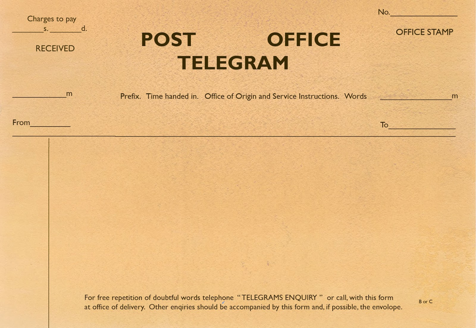 the telegram The first electrical telegraph was invented by samuel soemmering in 1809 using gold wires in water sending messages around two thousand feet away that could be read by determining how much gas was released.