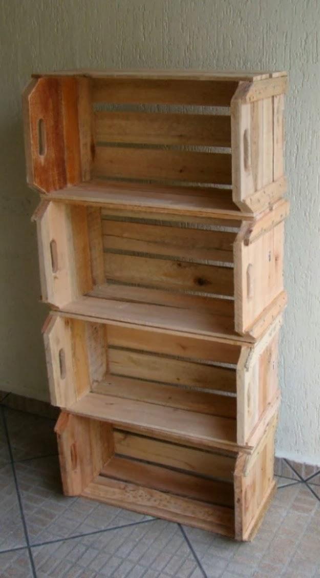 decoracao alternativa de casas : decoracao alternativa de casas:_500370959_4-Caixotes-de-madeira-opcao-alternativa-e-sustentavel-para