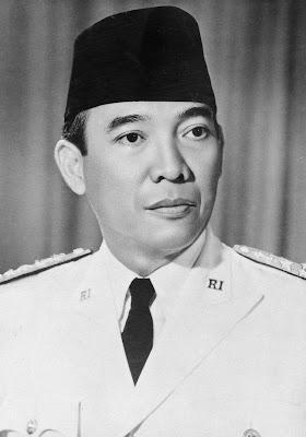 Riwayat Hidup President Indonesia Soekarno