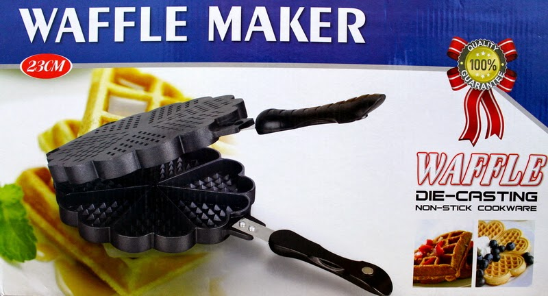 jual cetakan waffle