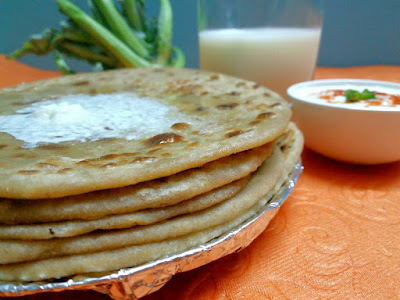 Gobi Parantha - The Authentic Punjabi Recipe