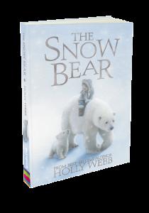 the snow bear webb holly