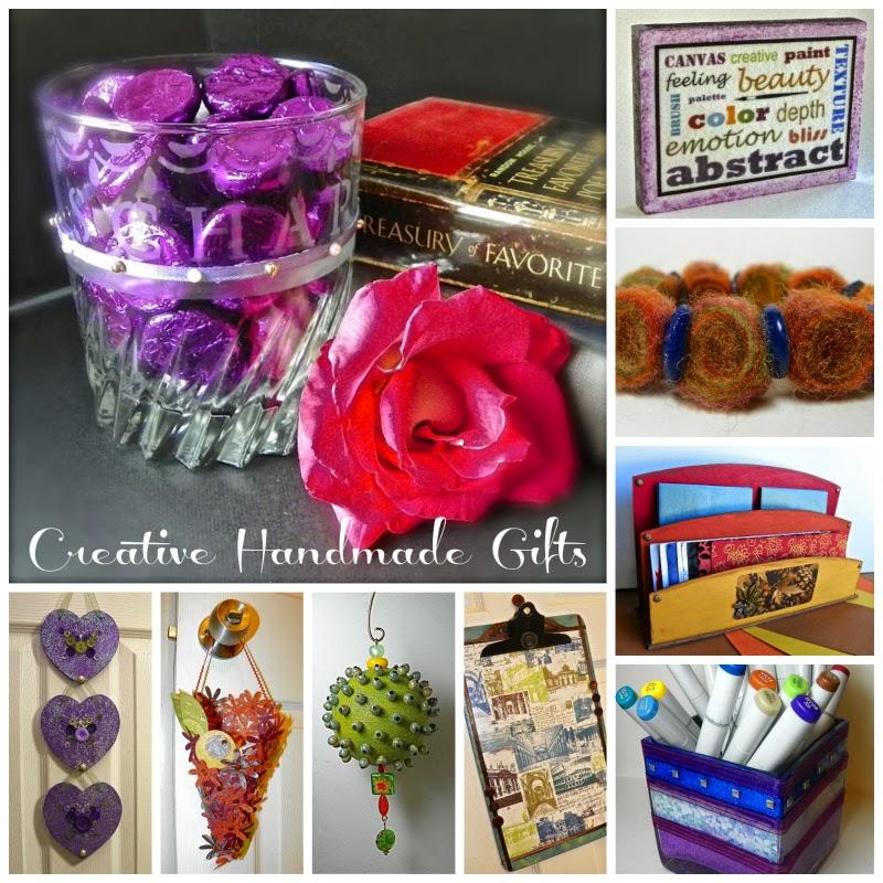 handmade gift ideas Lisa Fulmer
