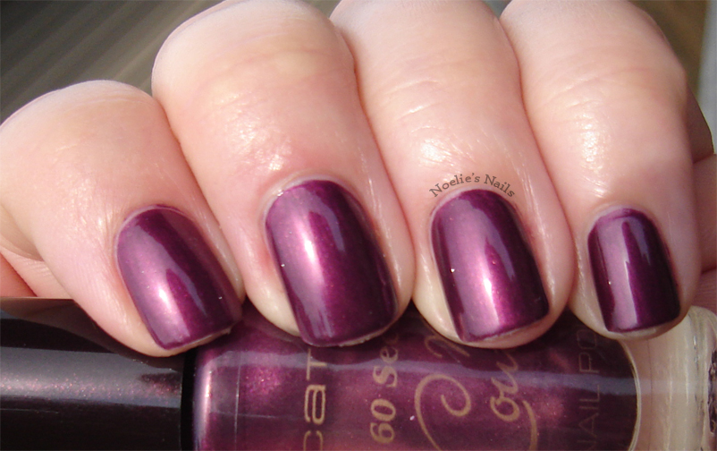Noelie\'s Nails: Catrice Dark Lavender - Which Is Not Lavender At All