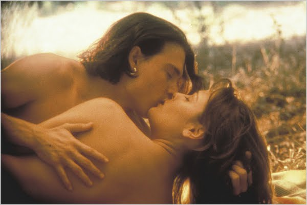 Johnny Depp no filme Don Juan DeMarco o maior amante do Mundo