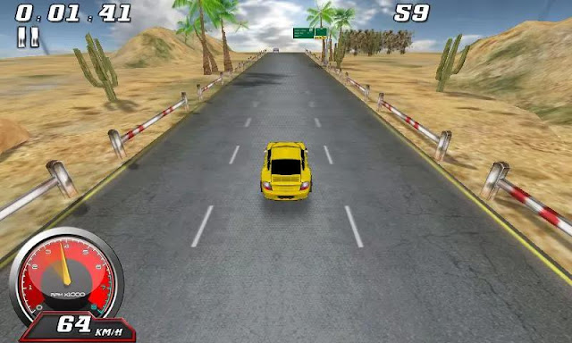 SpeedCarII v1.1.4 Mod (Unlocked) android apk full data