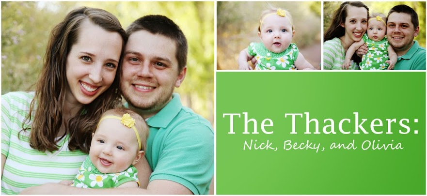 Nick and Becky Thacker