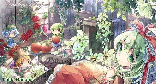 Lolita Nanoha