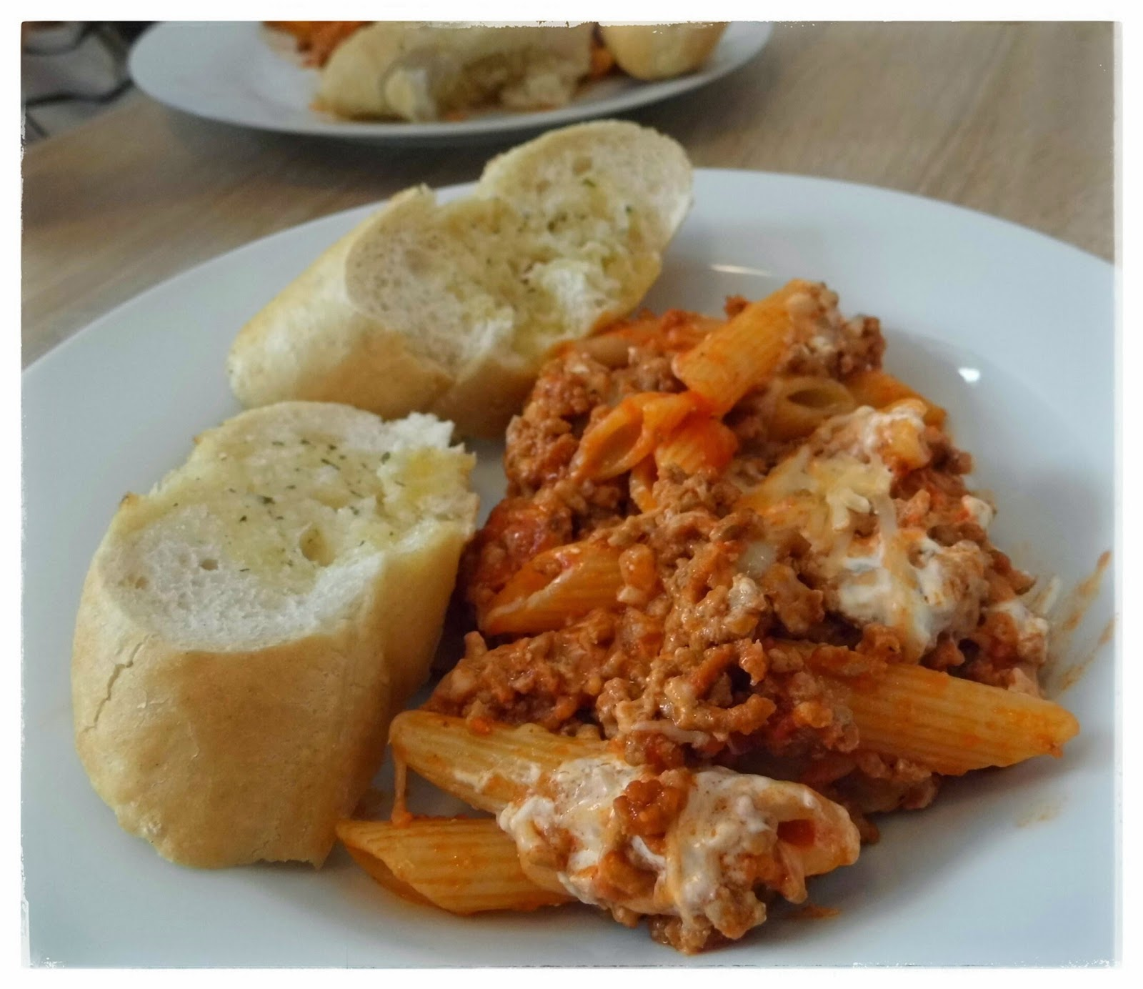 Family Favorite, Baked Ziti