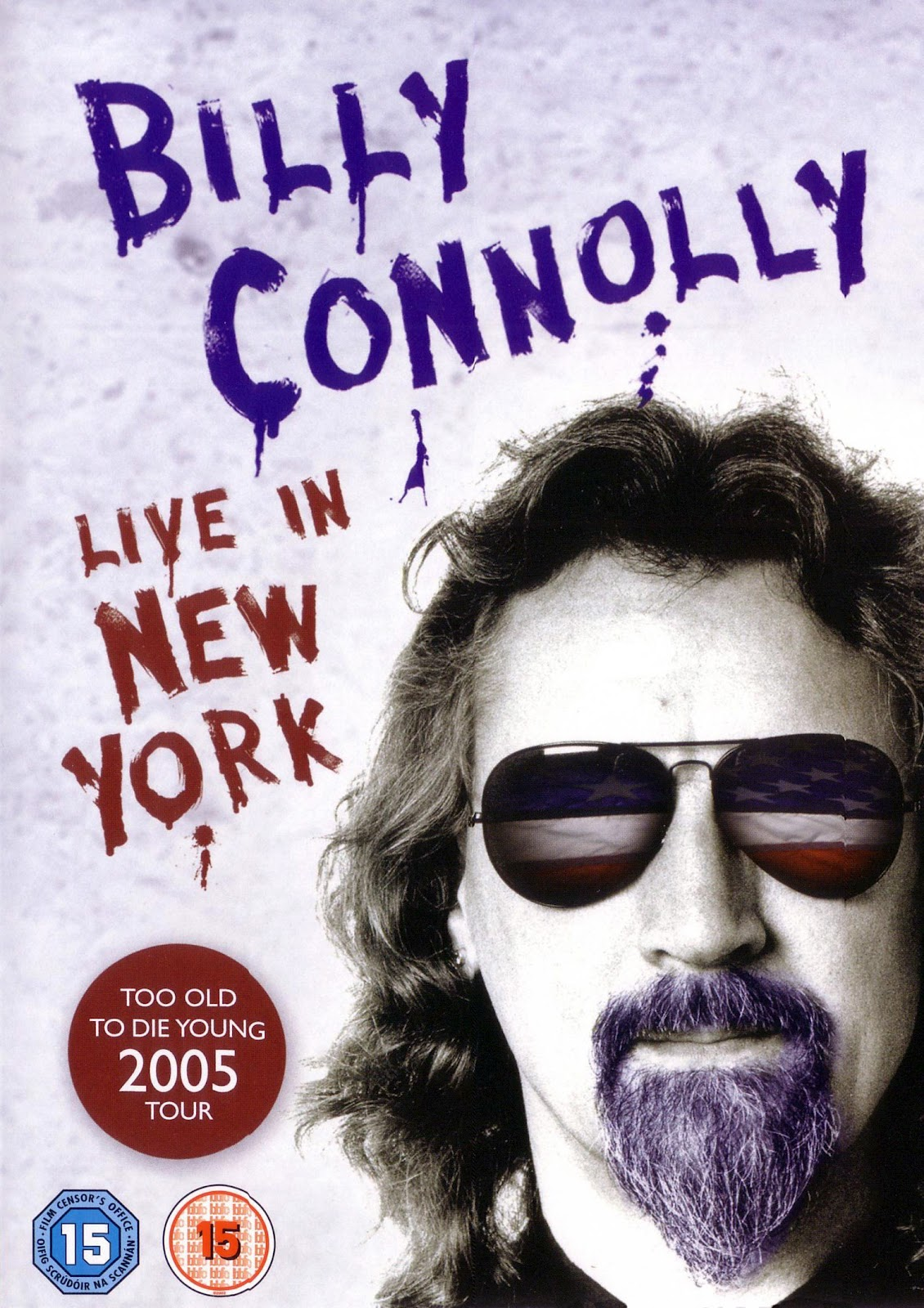 vintage stand up comedy billy connolly live in new york uk billy connolly live in new york 2005 uk