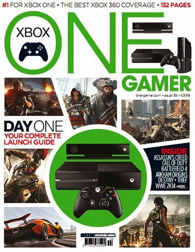Download ONE Gamer Magazine Novembro 2013 Baixar Revista