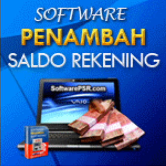 software penambah saldo tabungan