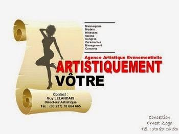 ARTISTIQUEMENT VOTRE INTERNATIONAL
