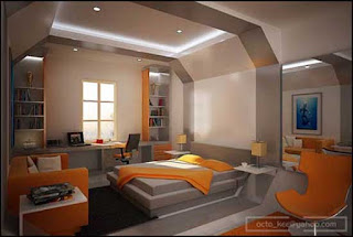 Modern Interior Design for Bedroom Photo