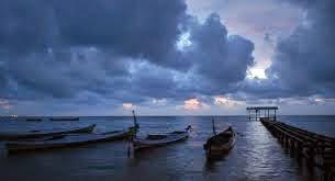 Sunset Pantai Kuri