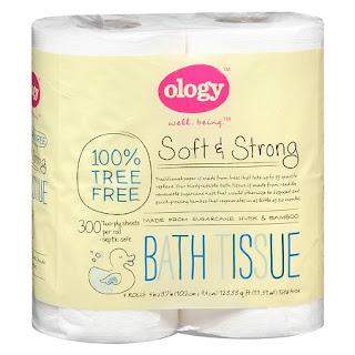 ology toilet paper, tree free toilet paper